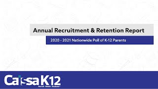 Learn What K 12 Parents are Thinking from our 2020-2021 Nationwide Poll!