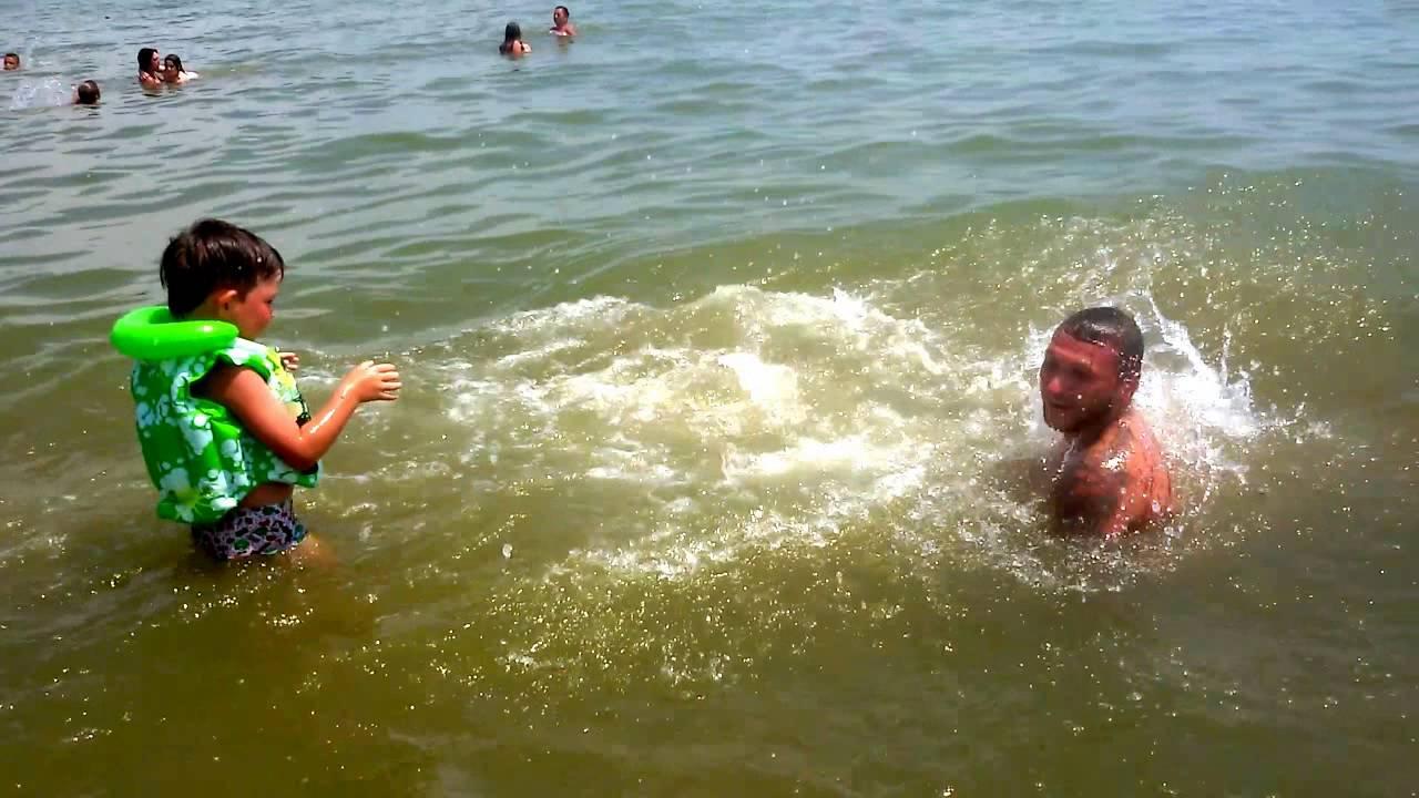 Азовское море, день 8. Геническ, Арабатская стрелка.