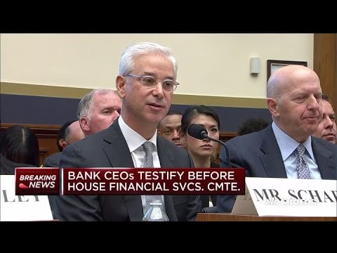 BNY Mellon CEO Testifies Before House Financial Services Committee
