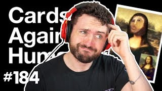 You Have WHAT in Your Living Room!? | Cards Against Humanity w/ The Derp Crew Ep. 183