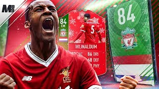 FIFA 18 FUTMAS WIJNALDUM REVIEW | 84 FUTMAS WIJNALDUM PLAYER REVIEW | FIFA 18 ULTIMATE TEAM