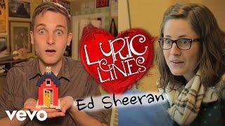 VEVO - Vevo Lyric Lines: Ep. 6 - Ed Sheeran