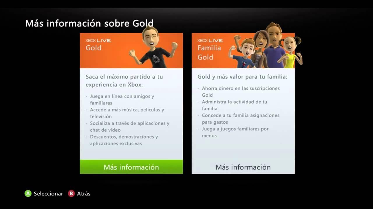 Codigos de xbox live gold gratis de 48 horas
