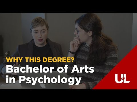 Online B.A. in Psychology: Faculty Testimonial & Program Overview