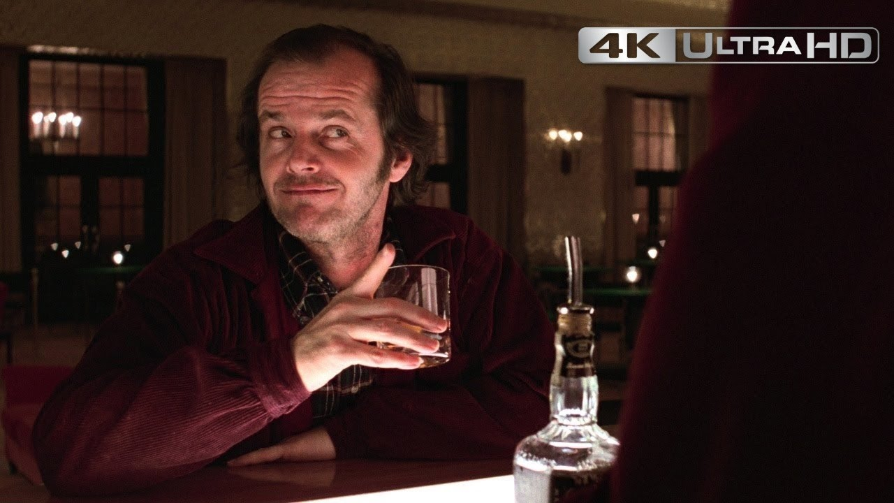 Download The Shining (1980) 4K - The Bartender