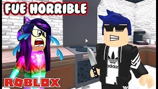 The Worst Scare of My Life Roblox Murder Mistery Kori
