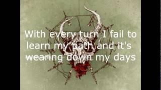 Demon Hunter - God Forsaken lyrics