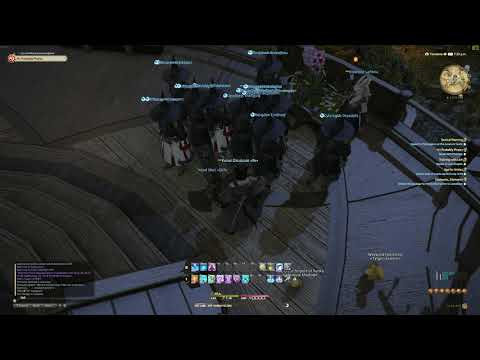 The real enemies in FFXIV