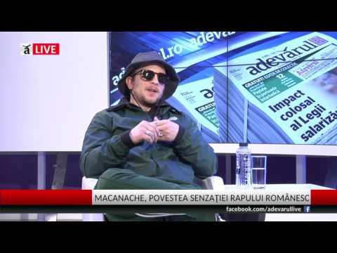 Macanache, povestea senzaţiei rapului românesc