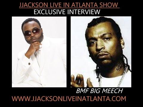 : BMF BIG MEECH Interview @USPA Feds :JJACKSON LIVE IN ATLANTA
