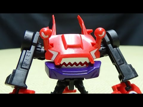 Robots in Disguise 2015 CLAMPDOWN: EmGo's Transformers Reviews N' Stuff