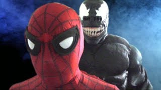 Spider-Man Vs Venom 2018
