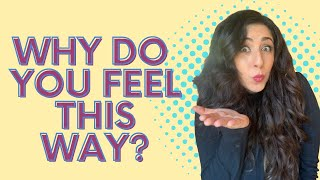 Why do you feel anxious or sad? | Mental Health Over Coffee | Micheline Maalouf #anxiety #therapy