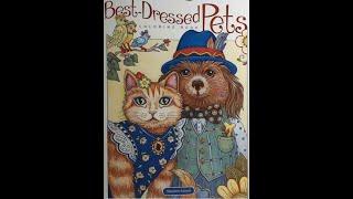 New Release - Best-dressed Pets By Marjorie Sarnat