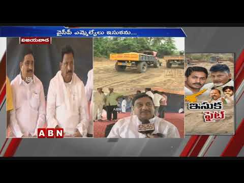 TDP Leaders Face To Face Over Chandrababu Isuka Deeksha | ABN Telugu teluguvoice