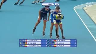 World Games 2017 - Speed Skating - Final - Men 10.000M POINTS