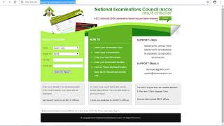 How to check NECO Result | Step By Step Guide