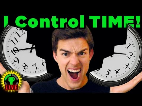 Time controlling watch movie