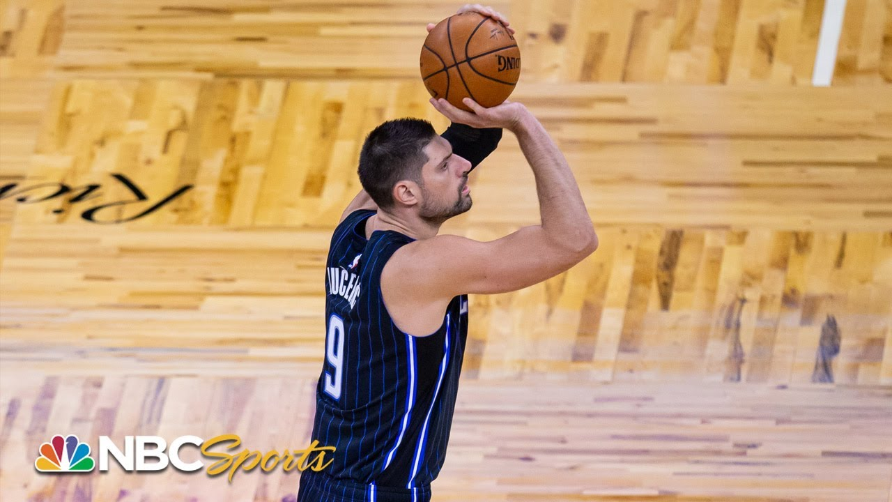 Report: Nikola Vucevic traded to the Chicago Bulls