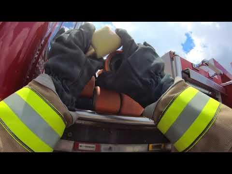 Hillsborough Community College Fire Academy Class 2019-03