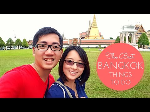 7 BEST THINGS TO DO IN BANGKOK │Travel Thailand Guide