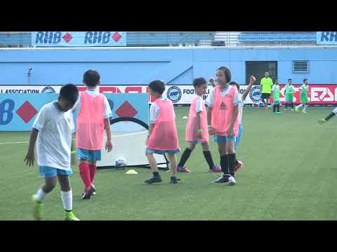 RHB Singapore Junior Football Programme 2017 (2 July)