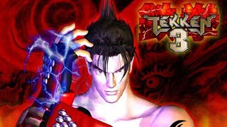 Tekken 3 Game full movie (Mishima saga) (HD)