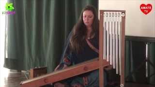 Marta Brucart - Concierto meditativo de equinocio - Ecosalut Navàs 19-09-14 Amate TV