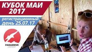 1  Кубок МАИ: Регистрация 25.07.2017