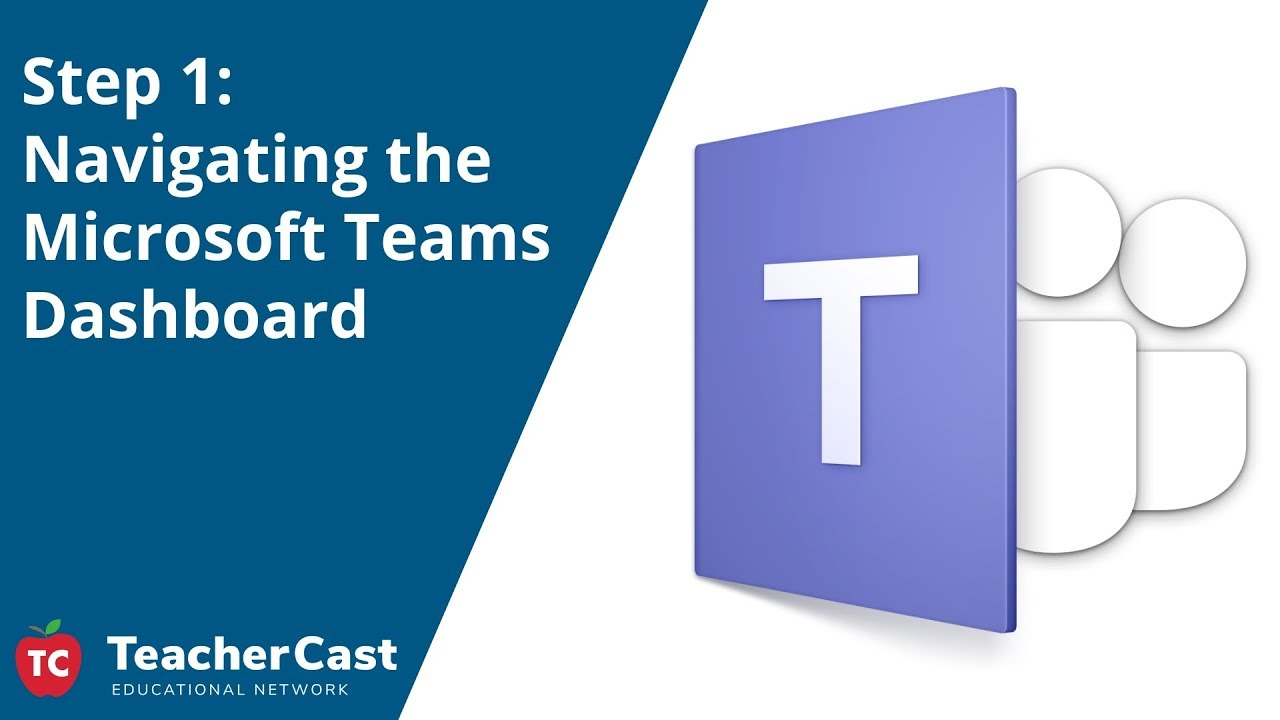 How to Use the Microsoft Teams Dashboard