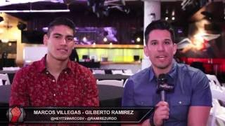 """Gilberto Ramirez on Canelo dropping WBC belt """"Makes Mexicans look bad! We are not scared of anybody"""""""