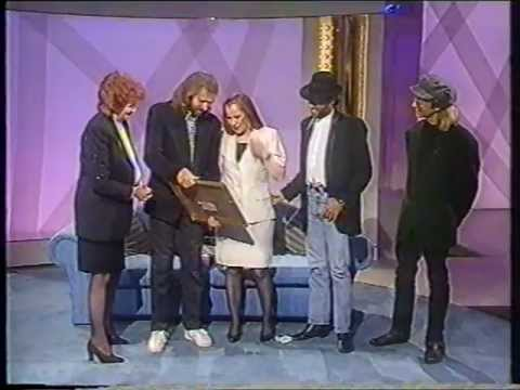 BEE GEES Surprise-show With Cilla Black