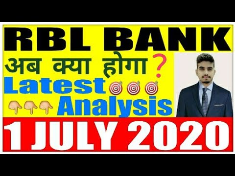Rbl Bank Stock Analysis|Rbl Bank Share|RBL BANK SHARE LATEST NEWS|rbl bank share target 1 july 2020 - YouTube