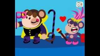 ΕΝΑ ΓΡΑΜΜΑ ΜΙΑ ΙΣΤΟΡΙΑ - Η Μικρή Μαϊμού (Μ)