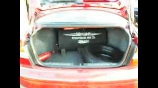 Honda Accord 2.7L V6 CAR AUDIO SOUND TUBA BASOWA POLAND
