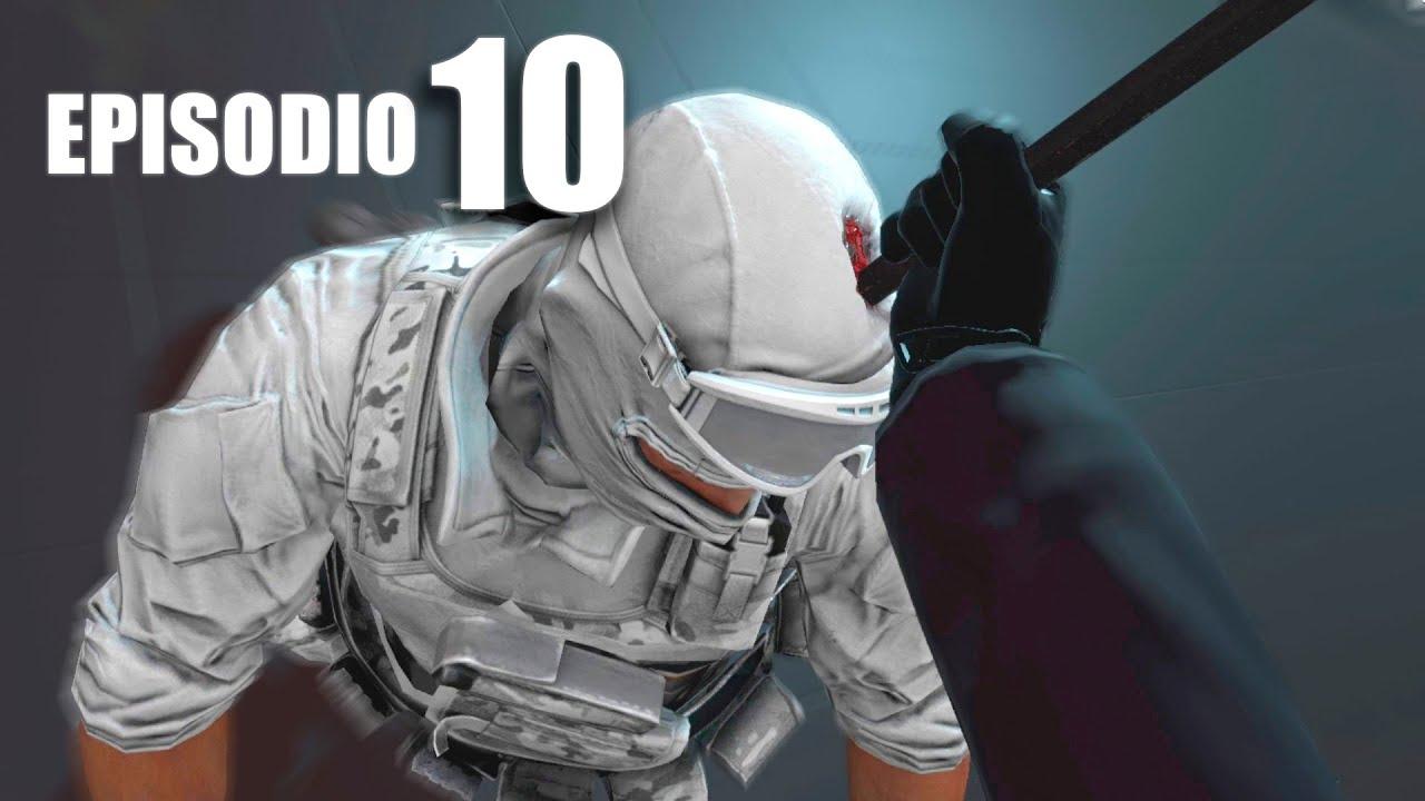 ESTE JUEGO NO ES VIOLENTO Episodio 10 - Hard Bullet