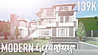 Roblox | Bloxburg Modern Getaway