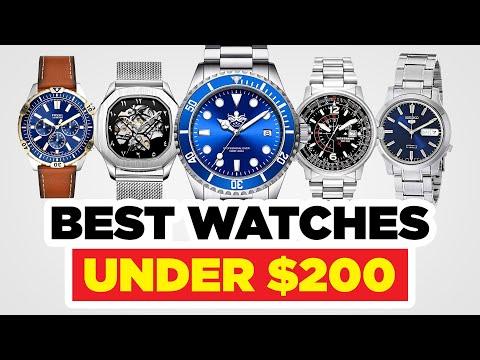 Top 20 Watches Under $200 (2020 Edition!)