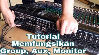 Download Lagu Tutorial Lengkap Sett Mixer Yamaha | MGP 24X Part 1 mp3