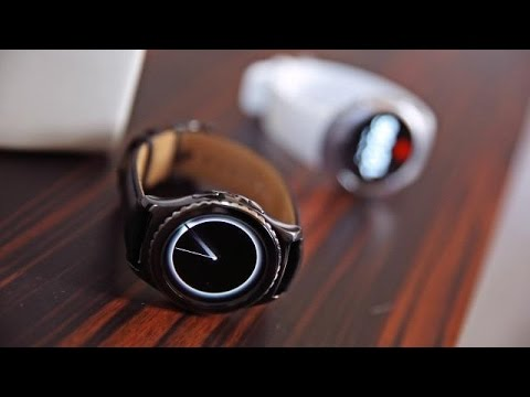 Samsung Gear S2 | Hands On