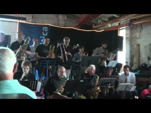 Bigband Swing´n´Fun Jazz Baltica Sidekick Beiboot 3.7.2015 in Niendorf