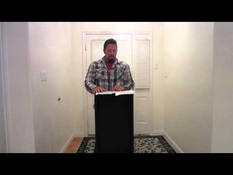 Personal Narrative Speech, Bismarck State College