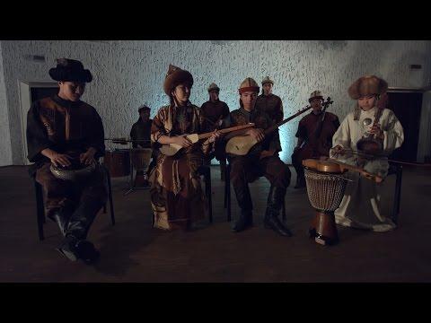 """Кавер на музыку """"Игры престолов""""  на кыргызских национальных инструментах"""