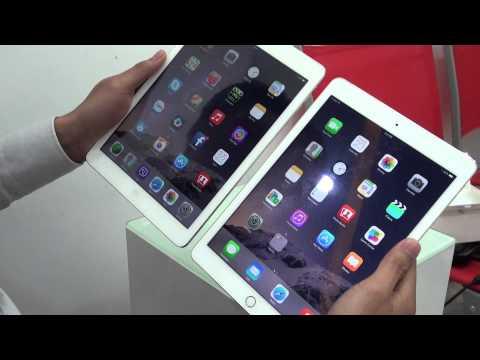 Tinhte.vn - Trên tay iPad Air 2