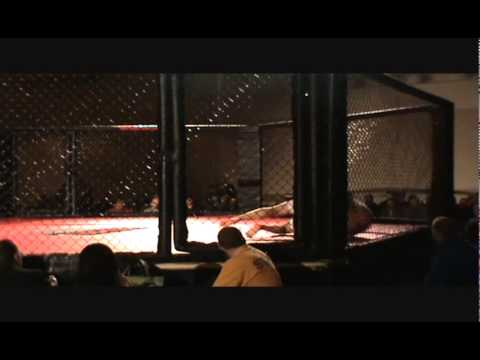 Darrin Hunsdon vs. Ryan Lall Kaged Kombat (2/2/13)