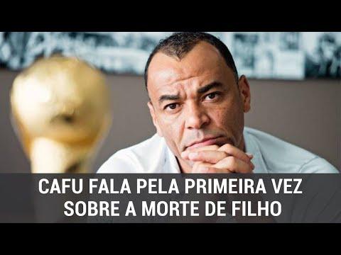 Cafu fala pela primeira vez sobre a morte do filho Danilo