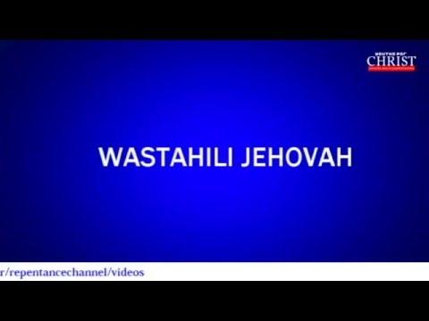 """WASTAHILI JEHOVAH   KISUMU REVIVAL 2016-  Pst. Trizah"""