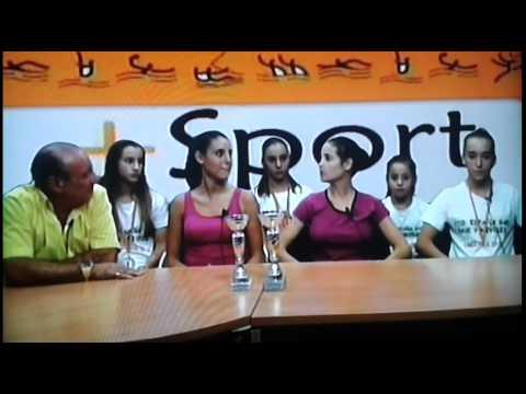 Entrevista Club de Gimnasia Artística Almazora