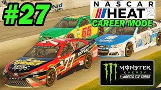 CUP SERIES DEBUT [NASCAR Heat 2 -- Monster Energy NASCAR Cup Series Hot Seat]