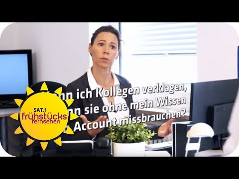 Hacker-Angriff: So müsst ihr handeln und DAS SIND EURE RECHTE | SAT.1 Frühstücksfernsehen | TV
